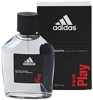 Туалетная вода Adidas Fair Play  100 ml.