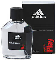 Туалетная вода Adidas Fair Play  100 ml. (РЕПЛИКА)