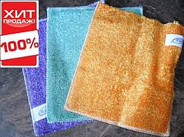 Бамбуковые чудо салфетки и губки, цена от 11 грн бамбук