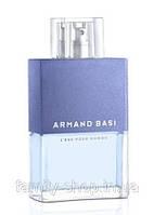 Туалетная вода Armand Basi L`Eau 125 ml.Мужская Tester