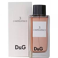 Туалетная вода D&G №3 L'Imperatrice 100 ml. (РЕПЛИКА)