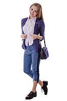 Модная сатиновая женская блузка от производителя