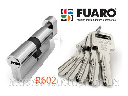 Цилиндр Fuaro R602/80 (40х40mm)