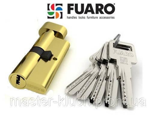 Цилиндр замка Fuaro R602/80 (40х40mm)