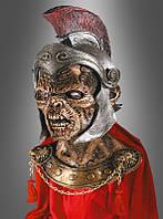 Крупногабаритная страшная маска зомби