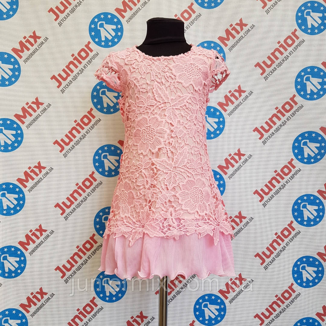 Детское  летнее платье на девочку