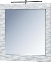 """Зеркало Мойдодыр """"Модерн"""" 100х80 с LED подсветкой"""