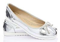 Балетки, женская обувь на  летний сезон