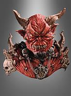 Страшная маска сатаны