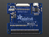 Adafruit DPI TFT Kippah for Raspberry Pi with Touch Support, фото 1