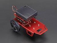 Металева міні платформа для робота, фото 1