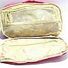 Женская косметичка несессер дорожная зелёная, фото 2