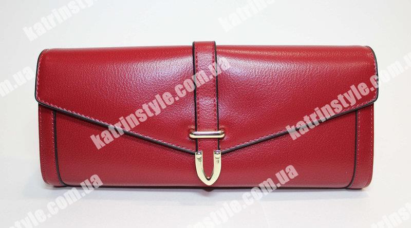 c8a333cc1694 Женский клатч красного цвета - Интернет-магазин «KatrinStyle» в Хмельницком