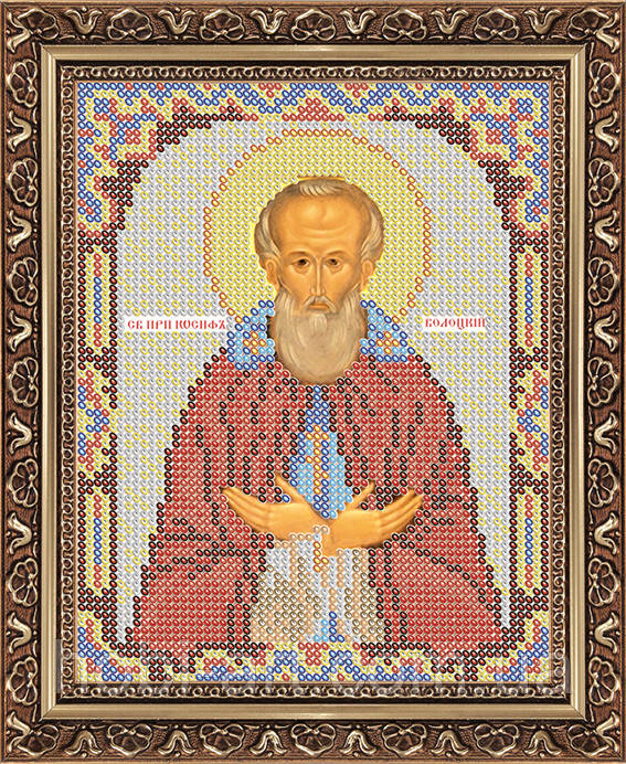 Св. Прп. Иосиф Волоцкий ПІ-А5-164 Атлас