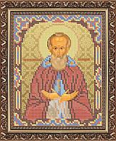 Св. Прп. Иосиф Волоцкий ЧІ-А5-164 Габардин
