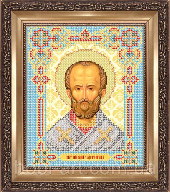 Святитель Николай Чудотворец, триптих ЧІ-А4-59 Атлас