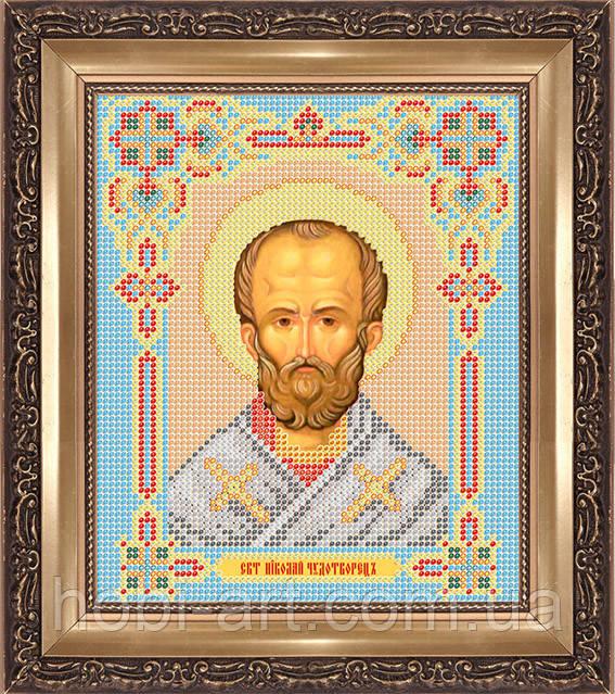 Святитель Николай Чудотворец, триптих ПІ-А4-59 Атлас
