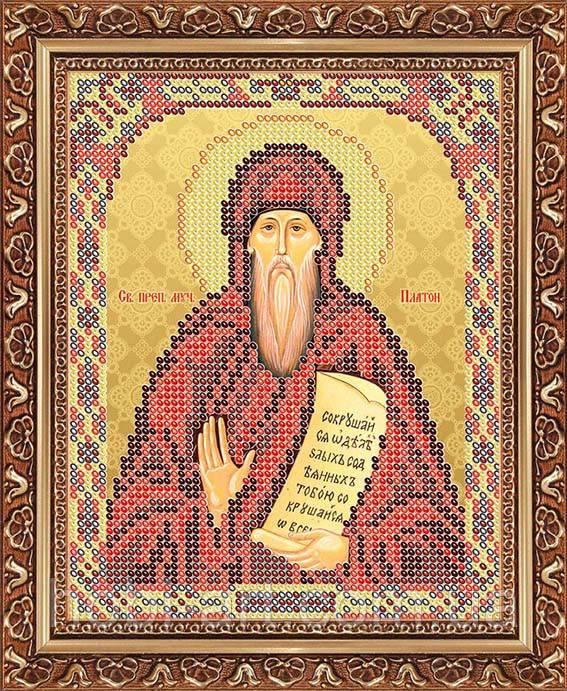 Св. Преп. Муч. Платон ЧІ-А5-134 Атлас