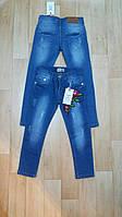 Турецкие джинсы с модной вышивкой Хит2017