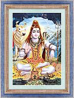 Бог Шива ЧК-А3-97 Атлас