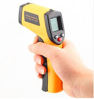 Лазерный инфракрасный термометр, пирометр. бесконтактный термометр