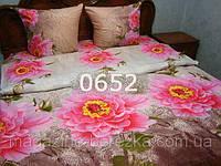 Комплект постельного РАНФОРС, рисунок 3Д, 100% хлопок 0652