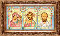 """Триптих """"Молитва про благополуччя в дорозі"""" ЧІ-А3-15 Габардин"""