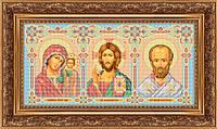 """Триптих """"Молитва про благополуччя в дорозі"""" ПІ-А3-15 Габардин"""