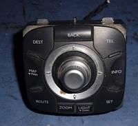 Блок кнопок системы навигацииRenaultLaguna II2000-2007253b00001r