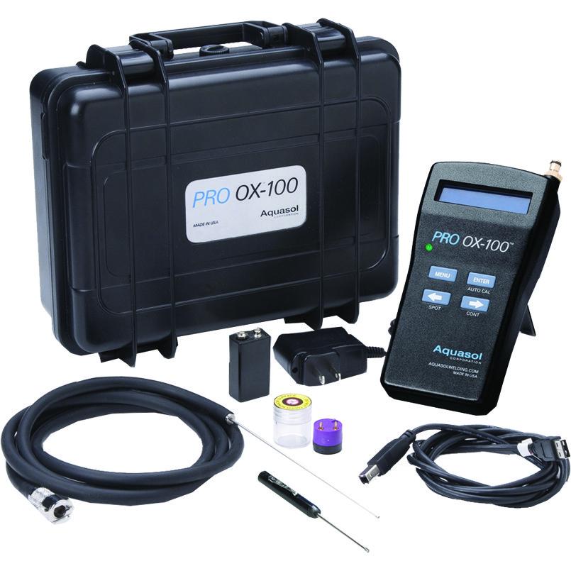 Газовый анализатор Pro Ox 100 - Сварочные технологии в Харькове