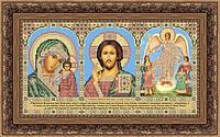 "Триптих ""Молитва о детях"" ЧІ-А3-16 Атлас"