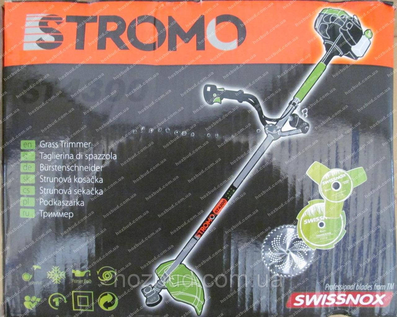 Бензокоса STROMO SТ4200