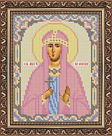 Св. Мученица Агафия ПІ-А5-156 Габардин