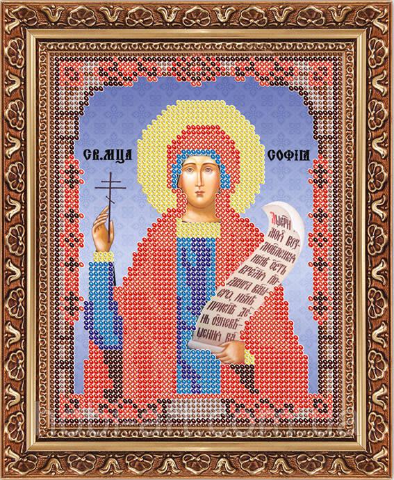 Св. Мученица София ЧІ-А5-37 Атлас