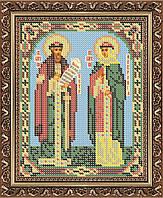 Св. Князь Петр и княгиня Феврония ПІ-А5-175 Габардин
