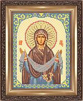 Образ пр. Богородицы Покровы ЧІ-А4-54 Атлас