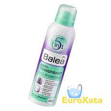 Дезодорант-спрей BALEA Antitranspirant 5in1