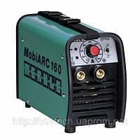 Профессиональный сварочный инвертор Merkle MobiARC 160 с аксессуарами