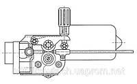 2-х роликовое устройство подачи проволоки Merkle DV-21