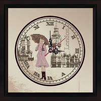 """Годинник """"Лондон"""" ЧК-А3-146 Атлас"""