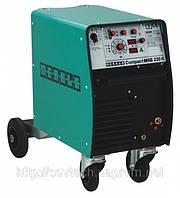Профессиональный сварочный полуавтомат Merkle CompactMIG 220 K