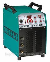 Профессиональный сварочный инвертор Merkle E 420 DC