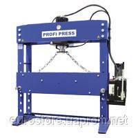 Гидравлический моторизированный пресс 100 тон M/H-M/C-2 D=1500