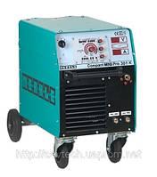 Профессиональный инверторный сварочный полуавтомат Merkle CompactMIGpro 301 K с аксессуарами