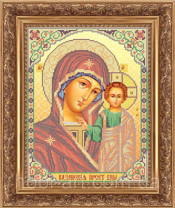 Казанская икона Божией Матери ЧІ-А3-8 Атлас