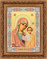 Казанская икона Божией Матери ЧІ-А3-9 Атлас