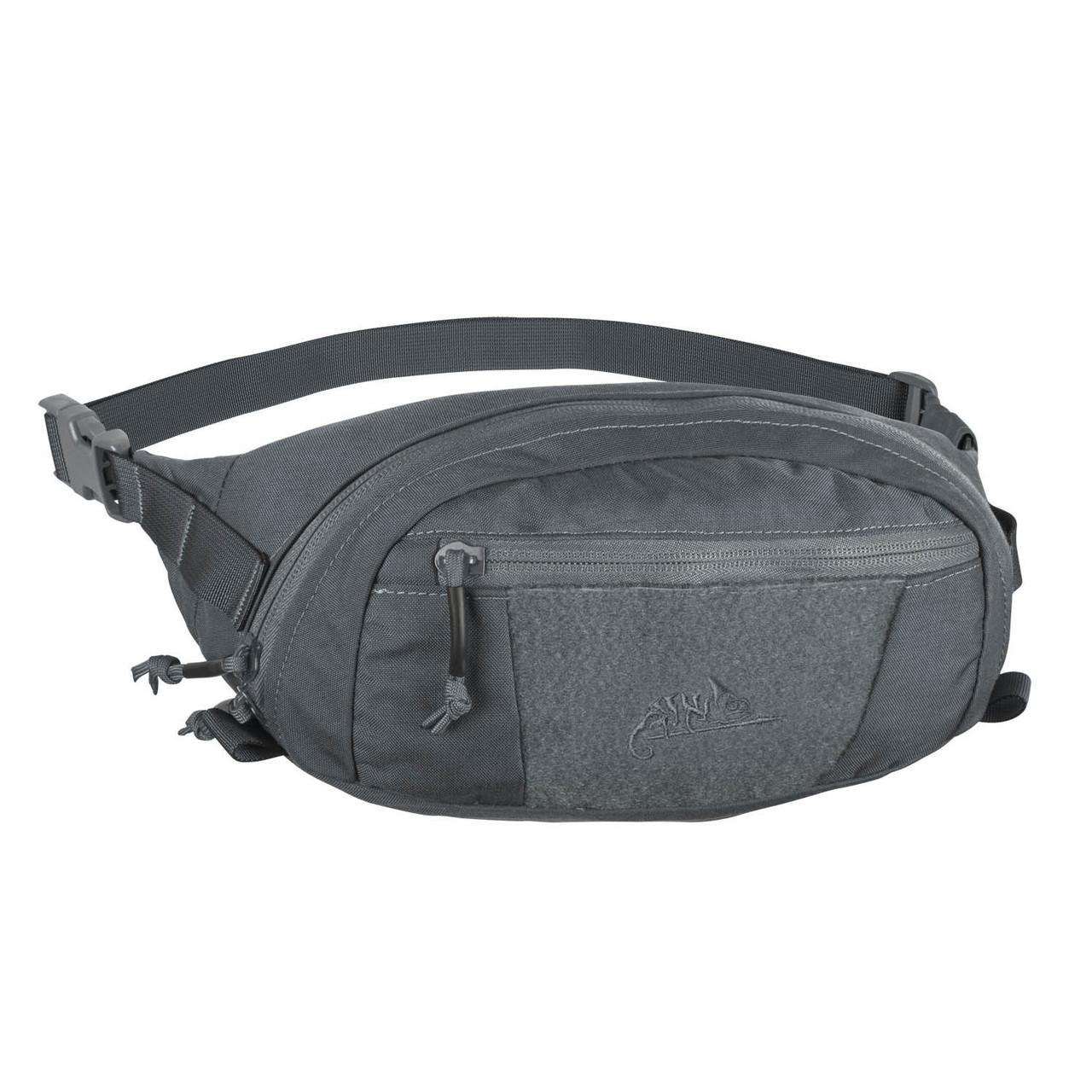 Сумка поясная Helikon-Tex® BANDICOOT® Waist Pack - Cordura® - Темно-серая