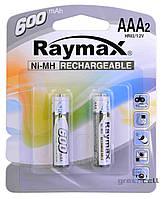 Аккумулятор Raymax R03 600 mAh Ni-MH