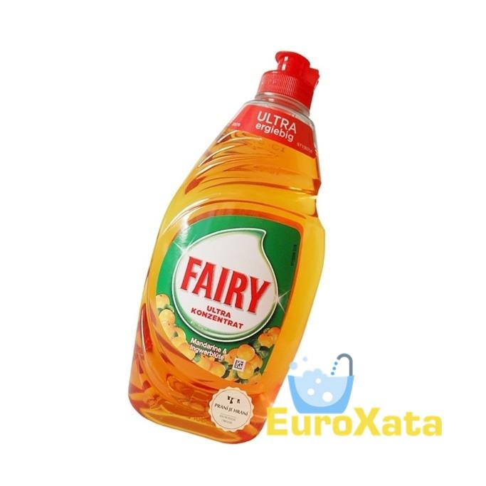 Жидкость для мытья посуды Fairy Mandarin