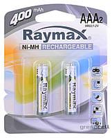 Аккумулятор Raymax R03 400 mAh Ni-MH